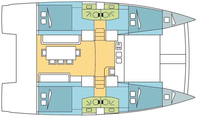 Navalia - Imbarcazione Bali 4.0 13