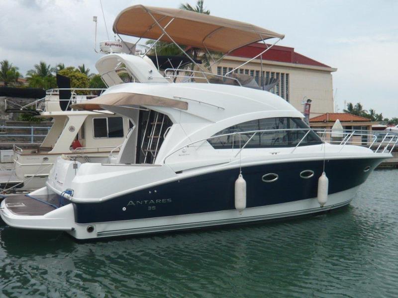 Navalia - Imbarcazione Antares 36 3