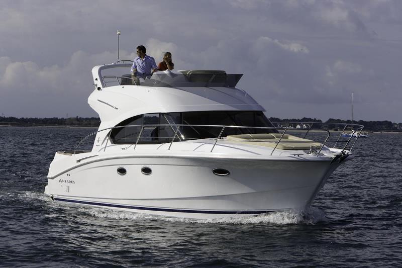 Navalia - Imbarcazione Antares 36 5