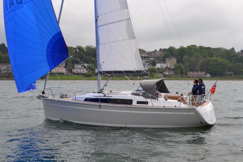 Navalia - Imbarcazione Bavaria Cruiser 34 3