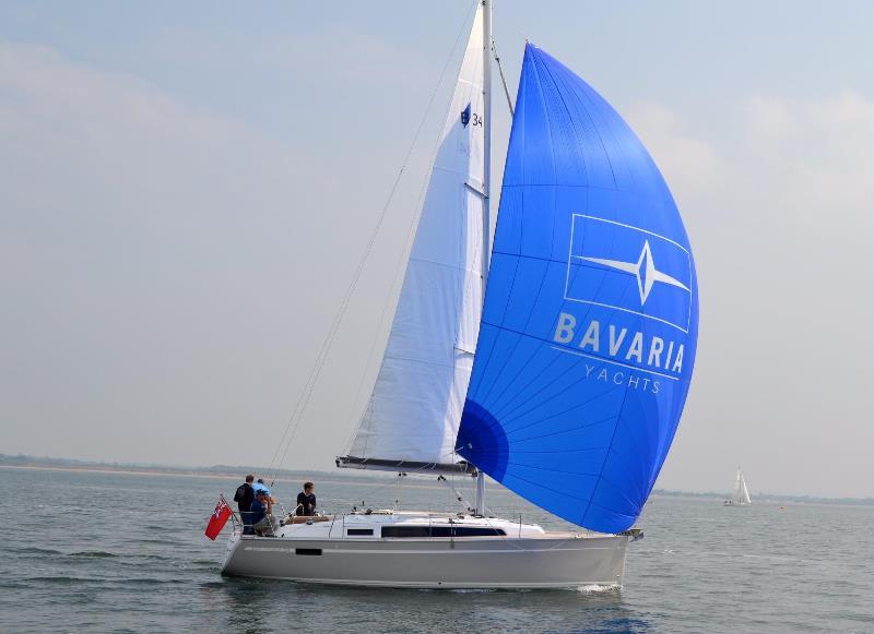 Navalia - Imbarcazione Bavaria Cruiser 34 4