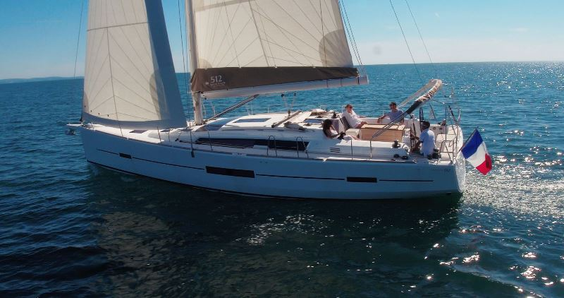 Navalia - Imbarcazione Dufour 512 GL 1