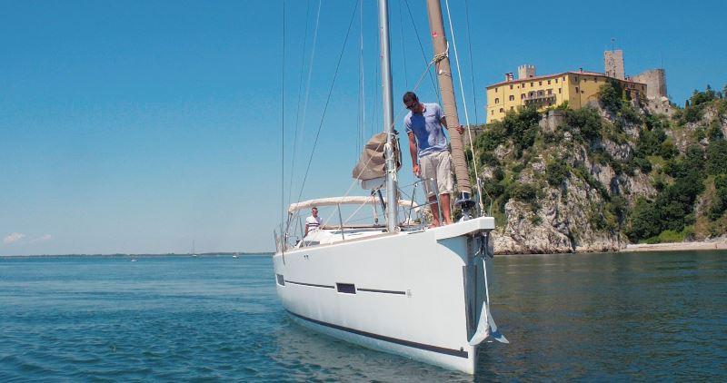 Navalia - Imbarcazione Dufour 512 GL 5