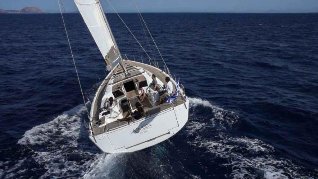 Navalia - Imbarcazione Dufour 560 GL 3