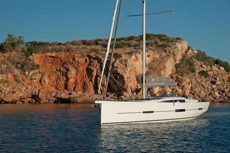 Navalia - Imbarcazione Dufour 560 GL 4
