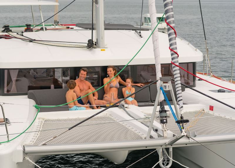 Navalia - Imbarcazione Lagoon 450 Sport Top 5