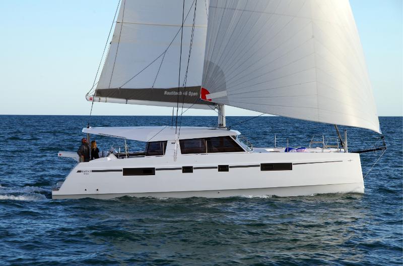 Navalia - Imbarcazione Nautitech Open 46 Fly 1