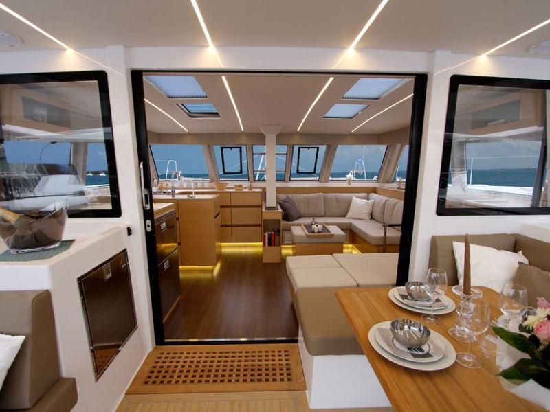 Navalia - Imbarcazione Nautitech Open 46 Fly 5