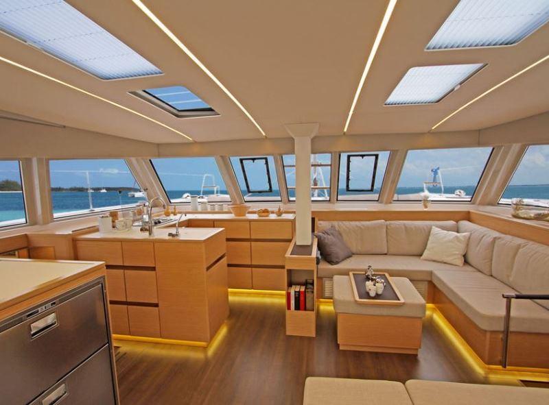 Navalia - Imbarcazione Nautitech Open 46 Fly 7
