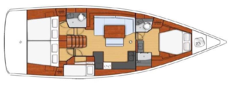Navalia - Imbarcazione Oceanis 48 12