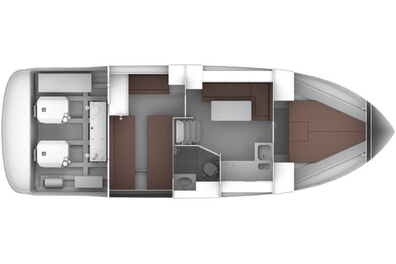 Navalia - Imbarcazione Bavaria Sport 35 HT 13