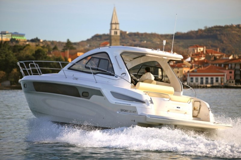 Navalia - Imbarcazione Bavaria Sport 35 HT 2