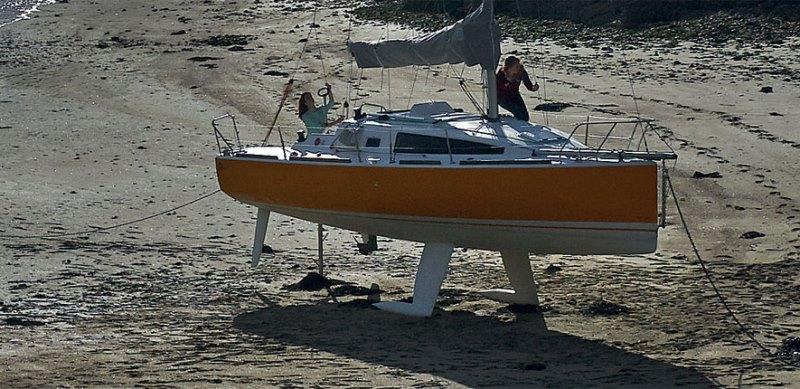 Navalia - Imbarcazione Django 770 4
