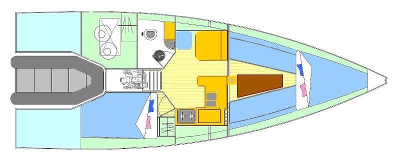 Navalia - Imbarcazione Malango 9.99 13