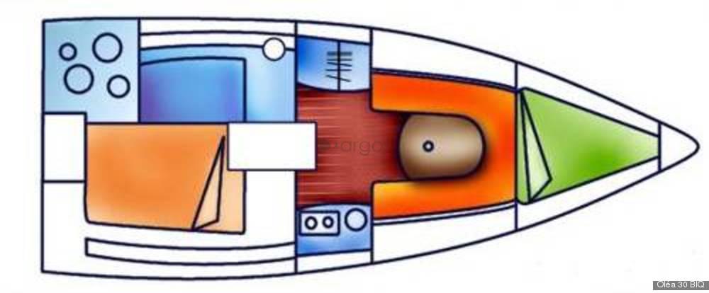 Navalia - Imbarcazione Olea 30 BIQ 2