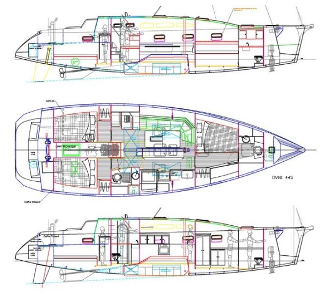 Navalia - Imbarcazione Ovni 445 13