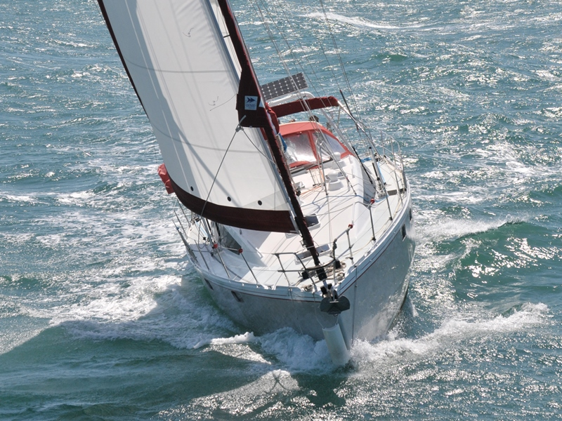 Navalia - Imbarcazione Ovni 445 3