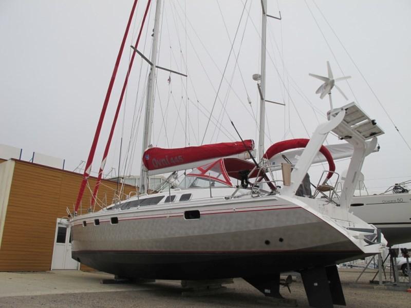 Navalia - Imbarcazione Ovni 445 4