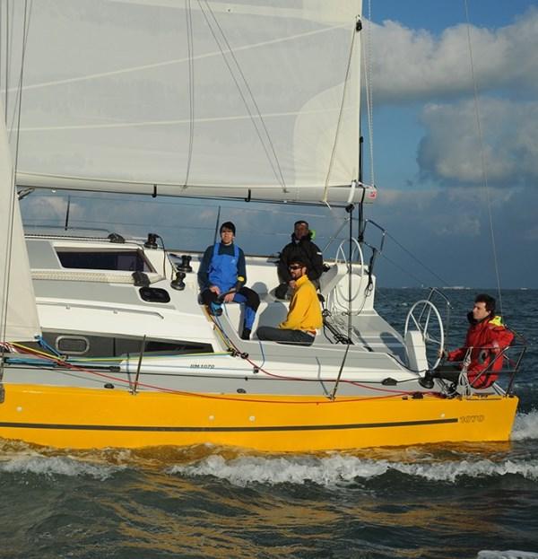 Navalia - Imbarcazione RM 1070 5