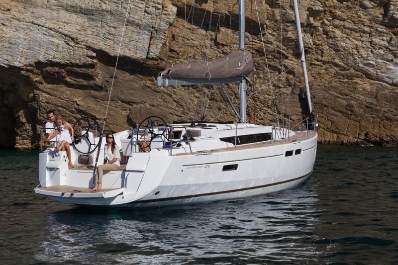 Navalia - Imbarcazione Sun Odyssey 479 4