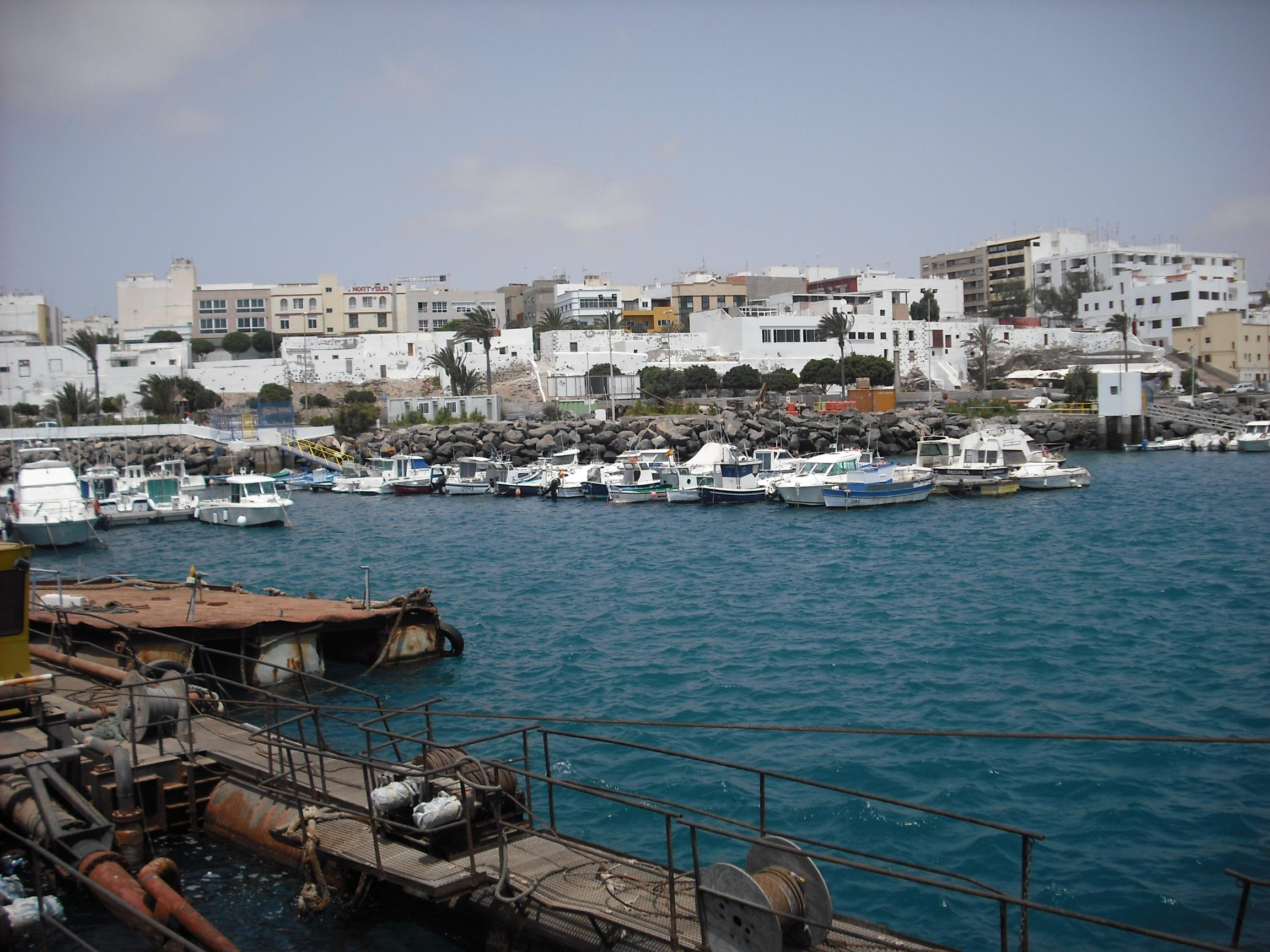 Noleggio Barche Port del Rosario – Isola di Fuerteventura - Navalia | Noleggia un Sogno