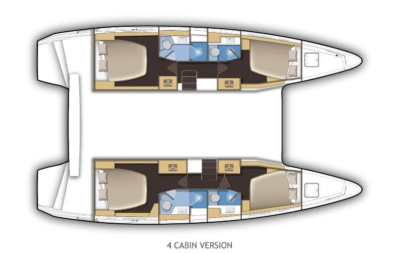 Navalia - Imbarcazione Lagoon 42 13