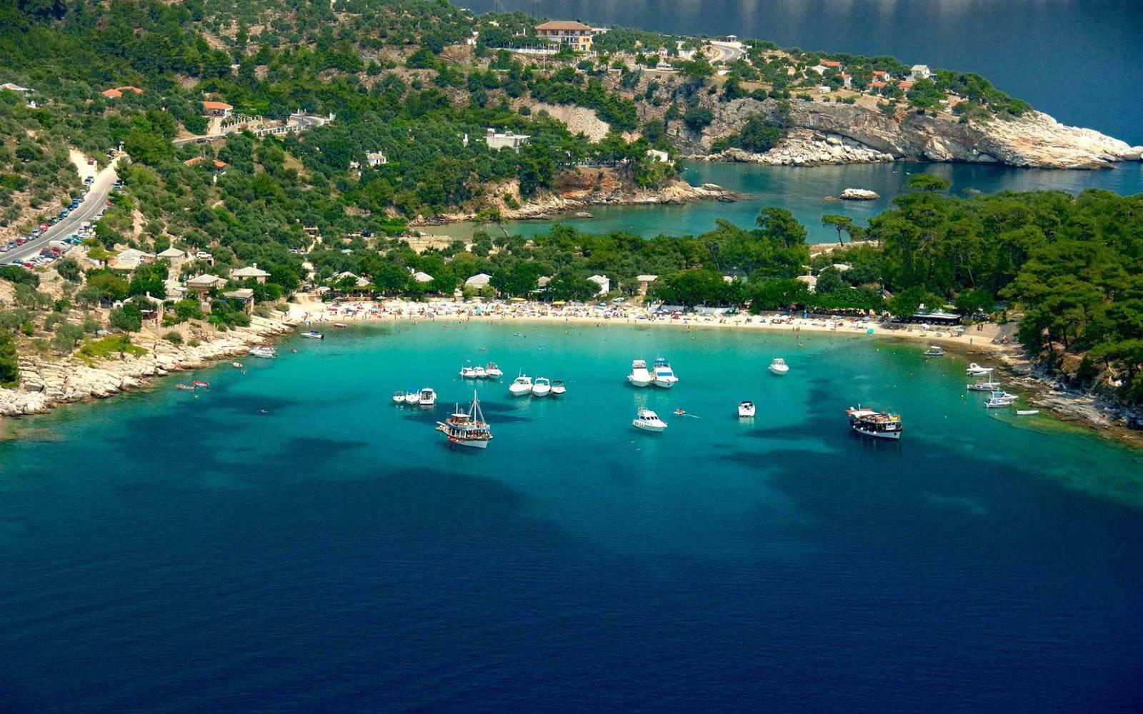 Noleggio Barche Aliki – isola di Thassos - Navalia | Noleggia un Sogno