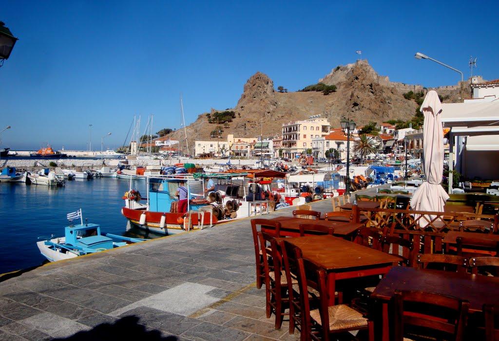 Noleggio Barche Mirina – isola di Limnos - Navalia | Noleggia un Sogno