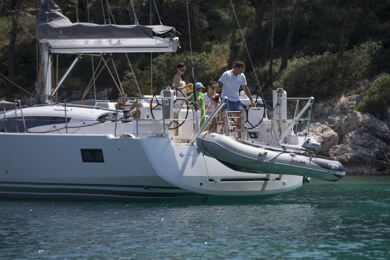 Navalia - Imbarcazione Jeanneau 54 5