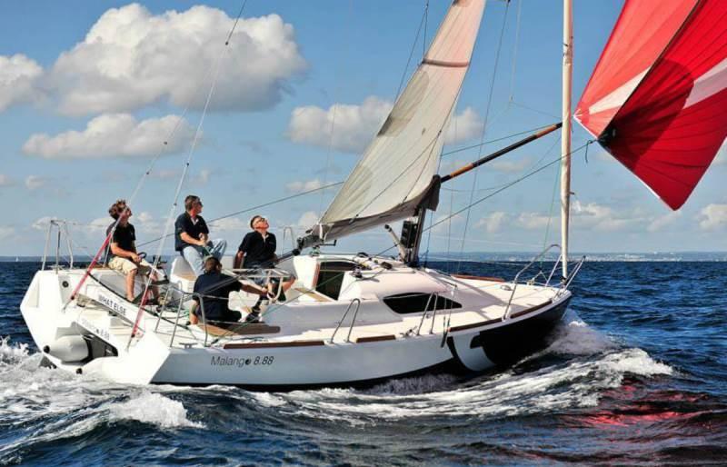 Navalia - Imbarcazione Malango 8.88 2