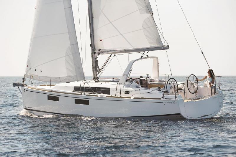 Navalia - Imbarcazione Oceanis 35.1 2