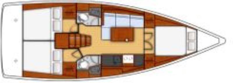 Navalia - Imbarcazione Oceanis 38.1 13