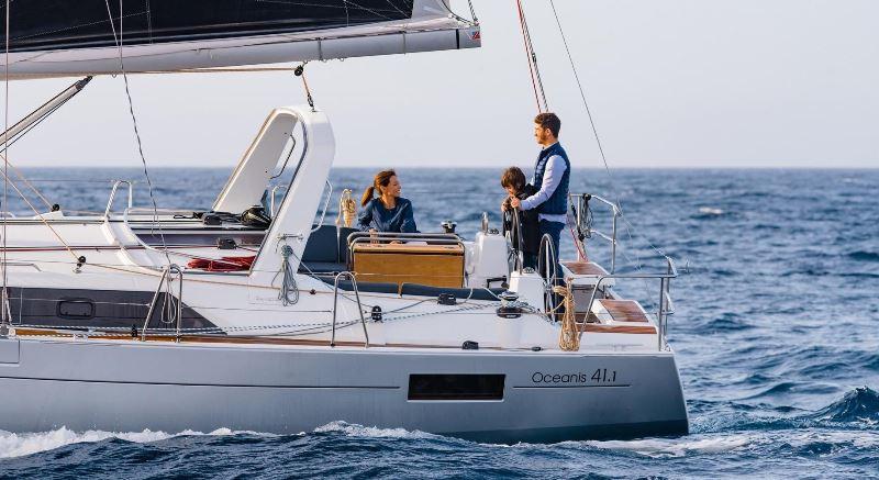 Navalia - Imbarcazione Oceanis 41.1 2