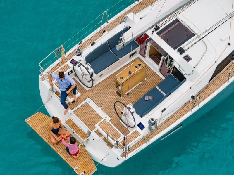 Navalia - Imbarcazione Oceanis 41.1 4