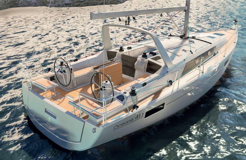 Navalia - Imbarcazione Oceanis 41.1 5
