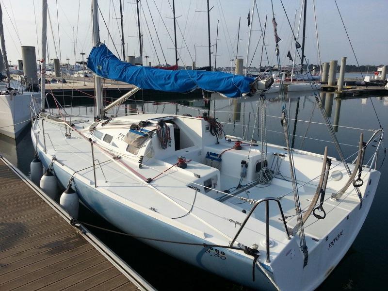 Navalia - Imbarcazione Pogo 8.50 3