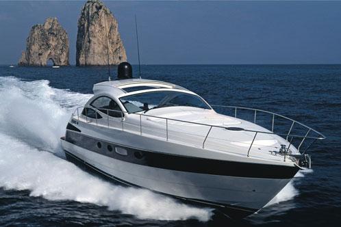 Navalia - Imbarcazione Pershing 46 1