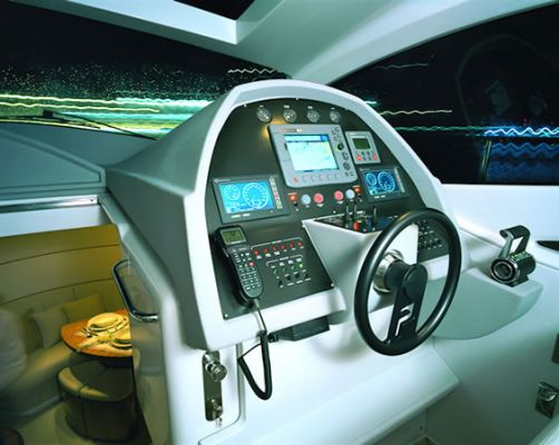 Navalia - Imbarcazione Pershing 46 5