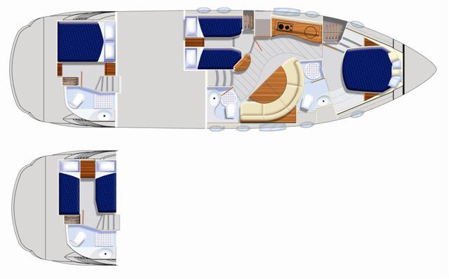 Navalia - Imbarcazione Pershing 46 12