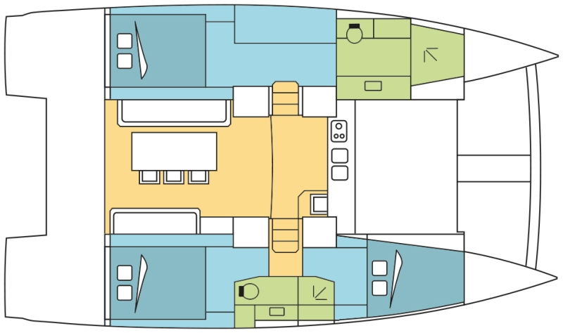Navalia - Imbarcazione Bali 4.0 11
