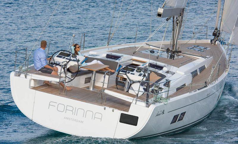 Navalia - Imbarcazione Hanse 588 2