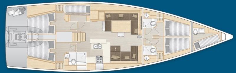 Navalia - Imbarcazione Hanse 588 12