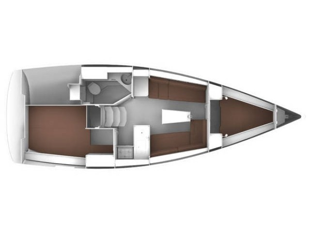Navalia - Imbarcazione Bavaria Cruiser 34 13