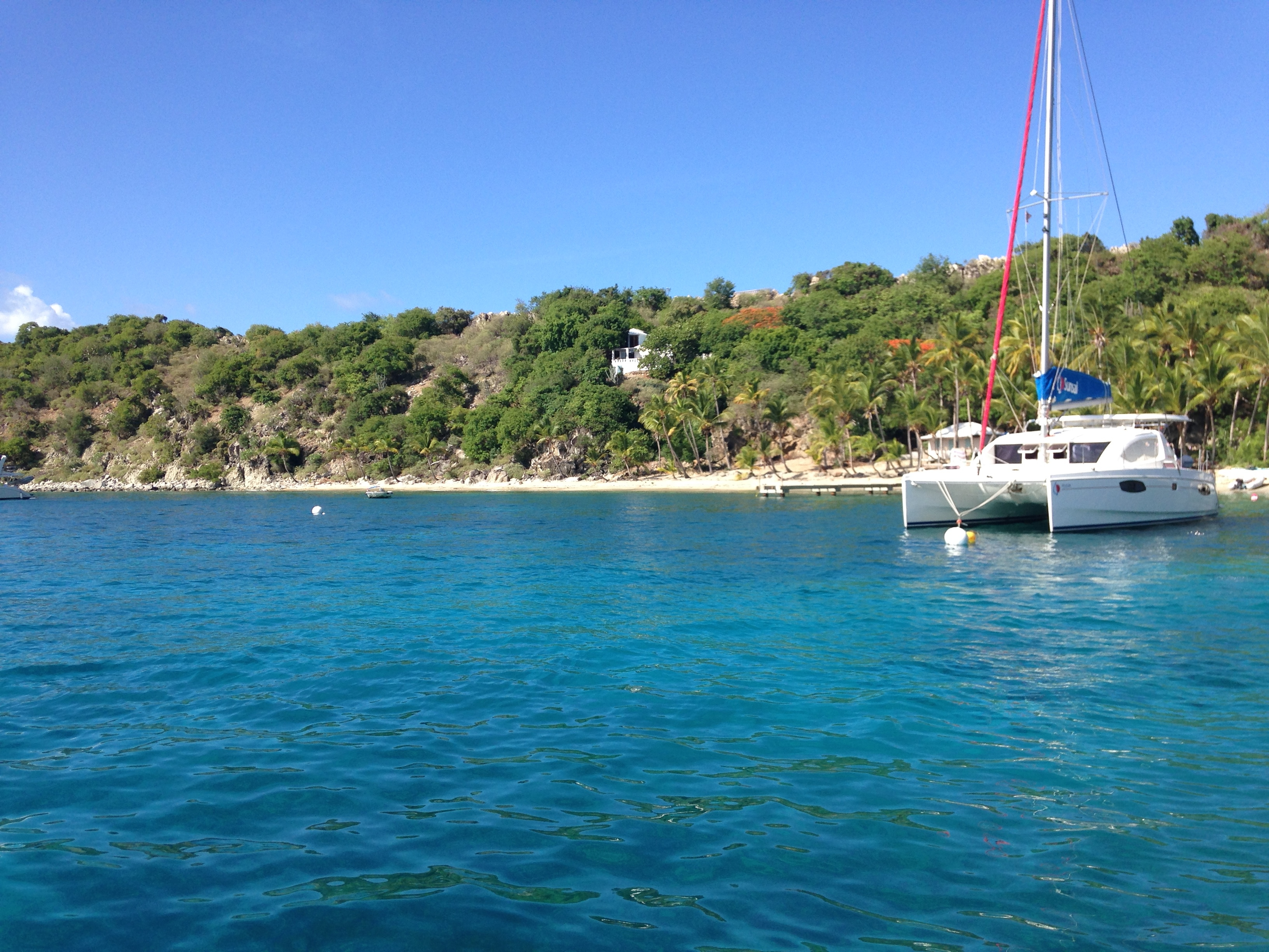 Noleggio Barche Cooper Island - Navalia   Noleggia un Sogno
