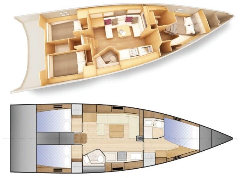 Navalia - Imbarcazione Azuree 41 12