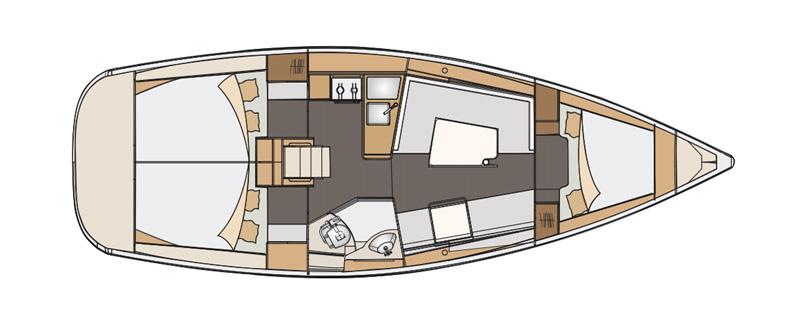 Navalia - Imbarcazione Elan Impression 35 14