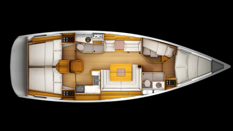 Navalia - Imbarcazione Lagoon 400 a Trogir (Gastro Route) 12