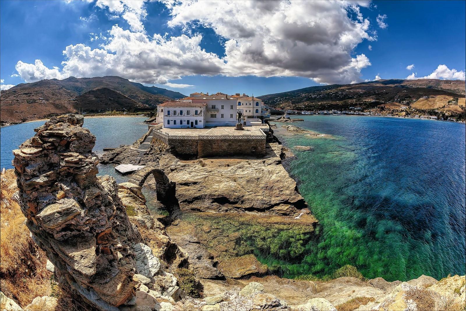 Noleggio Barche Isola di Andros - Navalia | Noleggia un Sogno