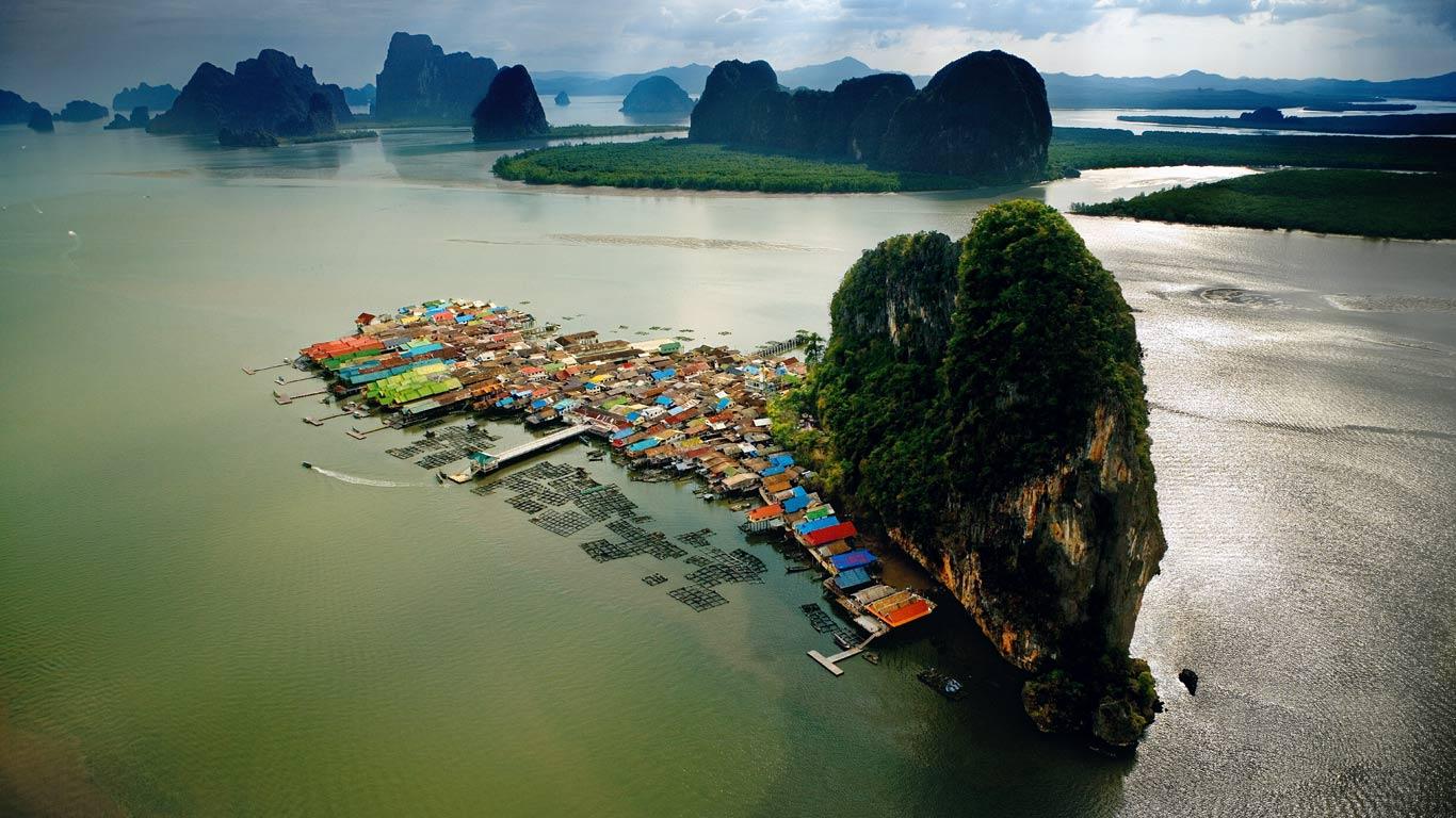 Noleggio Barche Koh Pan Yi - Navalia | Noleggia un Sogno