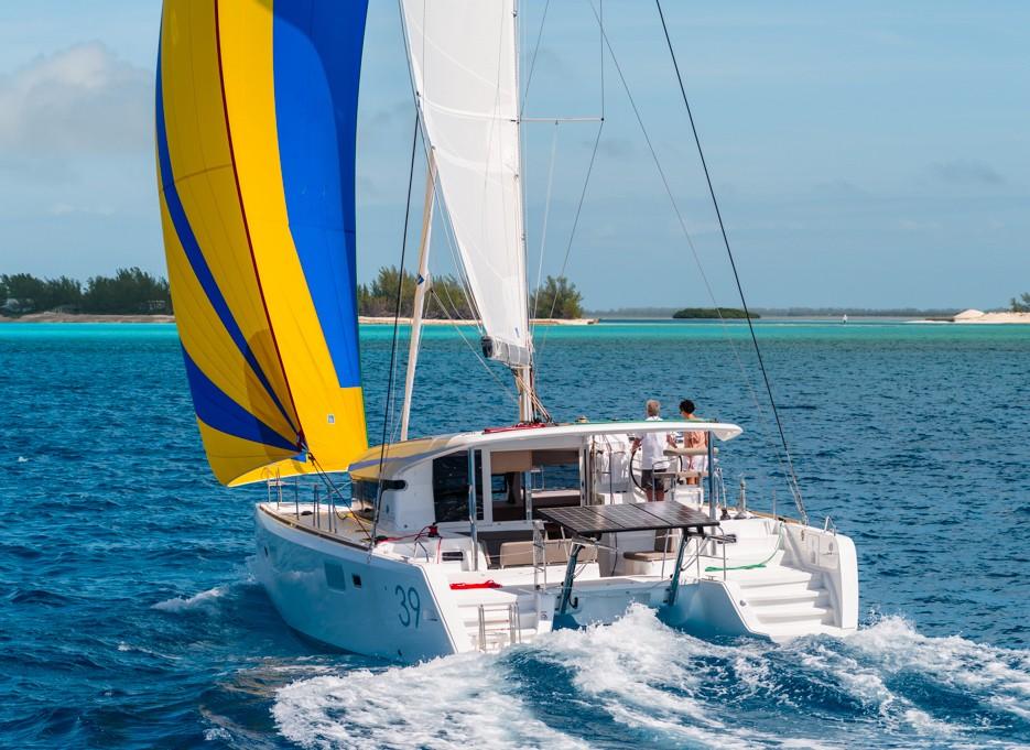 Navalia - Imbarcazione Lagoon 39 a Trogir (Gastro Route) 1